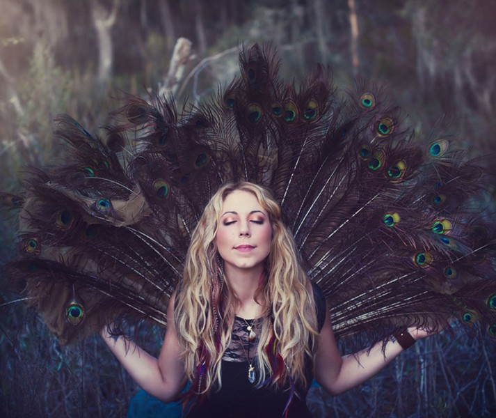 Elise Testone released an album of original songs, 'In This Life,' in 2014. - SARAH POE