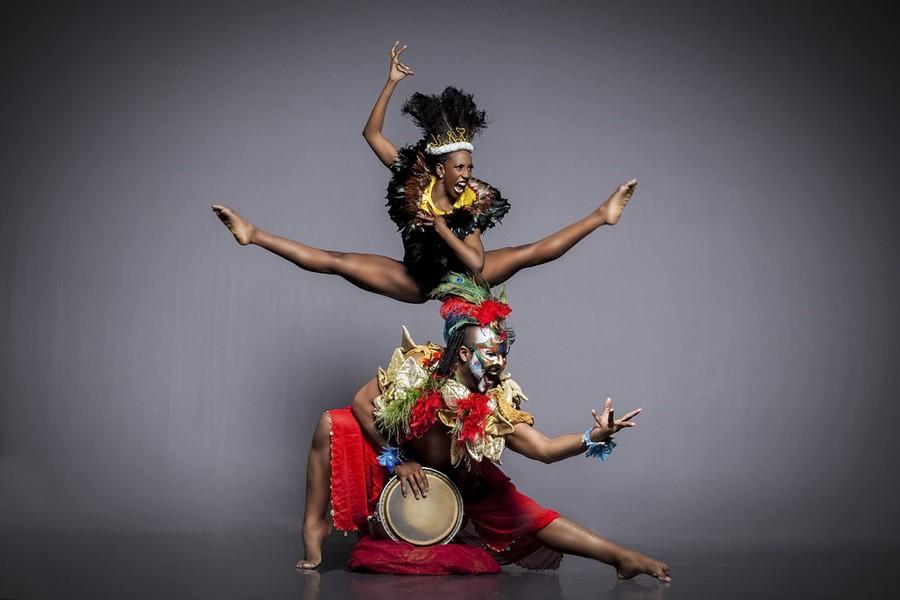 The Cleo Parker Robinson Dance Ensemble performs this Friday in a free performance.