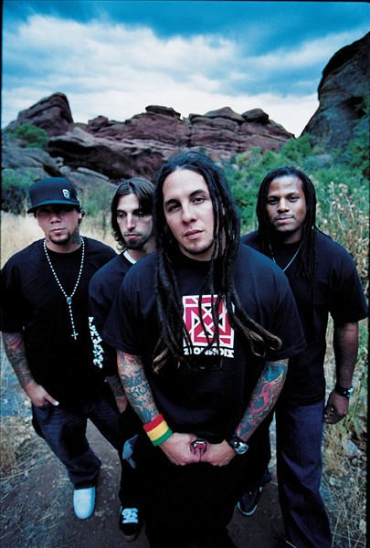 "P.O.D. brings hits like ""Alive"" and ""Youth of the Nation"" to Stage on Bay."