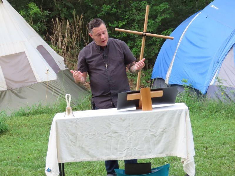 Rev. Kevin Veitinger.