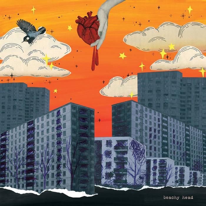 Beachy Head debut album artwork