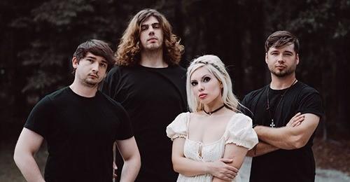 Members of the band LILAKK.