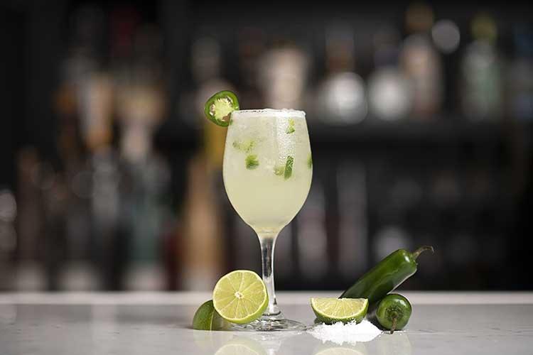 The Jalapeño Margarita.