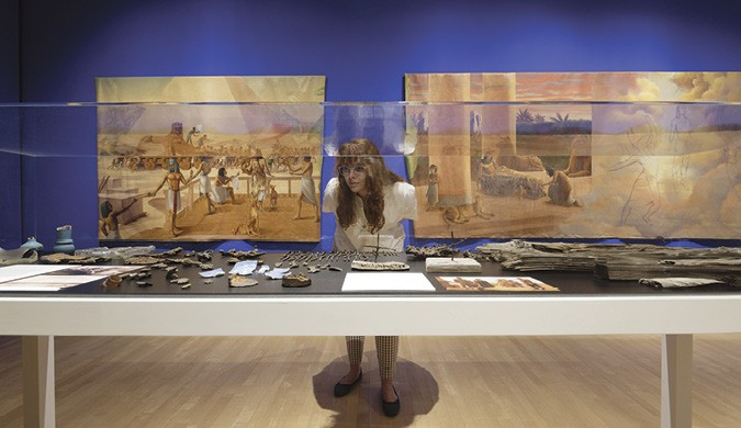 Never Spoken Again: Rogue Stories of Science and Collections, installation view at Telfair Museums' Jepson Center.