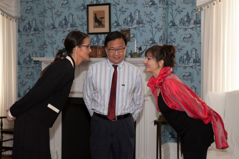 Witness living history at the Davenport House. - PHOTO COURTESY OF SAVANNAH VOICE FESTIVAL