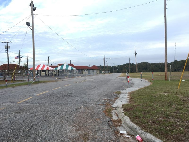 The fairgrounds only comprise a small portion of the entire parcel in question.