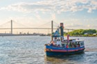 The Juliette Gordon Low ferry boat