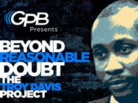 Georgia Public Broadcasting brings 'Troy Davis Project' play to radio