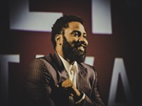 'BlacKkKlansman' star John David Washington reflects during Fim Festival Q&A