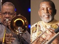 The Bone Brothers (Teddy Adams/Fred Wesley) @Good Times Jazz Bar & Restaurant