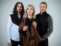 The Joy Formidable brings wall of sound to Stopover