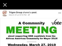 'Black Media Only' event garners criticism, roils mayoral campaign