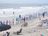 Hands Across the Sand joins forces to fight offshore drilling