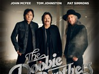 The Doobie Brothers to play in November