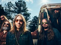 Blackberry Smoke announce Johnny Mercer Theatre performance