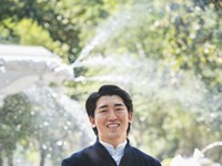 Harada takes the reins at Savannah Philharmonic