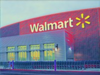 Where are all the Walmart property and sales tax dollars? Part I