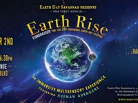 Immerse yourself at Earth Rise Savannah