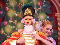 Moscow Ballet stages Great Russian Nutcracker with local focus
