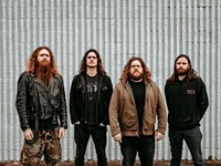 Inter Arma's ambitious metal soundscapes