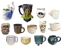 Savannah Clay Community's annual ceramic cup show takes place this Friday