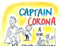 <i>Captain Corona:</i> A children's book for our time