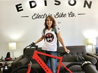 'Go for it': The cycling message of Stuckey's CEO Stephanie Stuckey