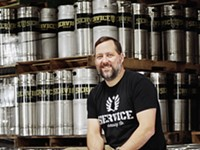 Service Brewing keeps on keepin' on