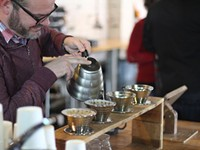 Tamp and Tap combines your two great loves: Coffee and Beer