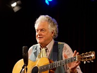 Peter Rowan, The Accomplices @The Mars Theatre