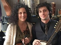 Her & Him: Moira & Mickey Nelligan @Unitarian Universalist Church of Savannah