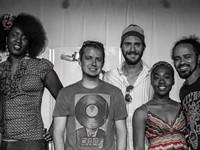 Parker Urban Band @Barrelhouse South