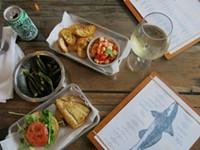 Wyld Dock Bar focuses on sustainable, seasonal ingredients