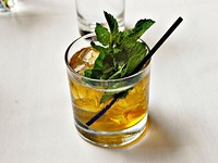 What's a true Southern Mint Julep?