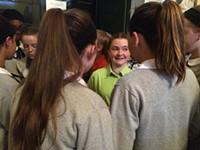 Savannah Children's Choir goes home to Ireland
