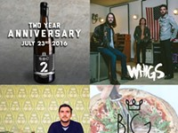 Service Brewing celebrates two years