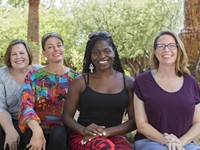 Local food activists collaborate and revitalize at Canyon Ranch Institute