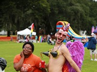 Savannah Pride Fest:  Louder and prouder than ever