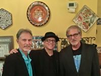 Jody Espina Trio kicks off Unitarian Church concert series