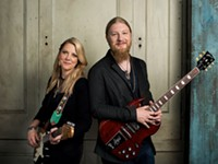 Tedeschi Trucks Band: 'Til the wheels fall off'