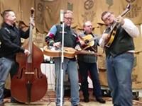 Edgar Loudermilk Band @Randy's Pickin' Parlor