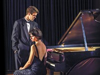 Piano in the Arts: Solos and Duets @Armstrong State University Fine Arts Auditorium