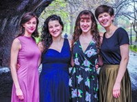 The Desdemona Piano Quartet @Sulfur Studios and First Presbyterian Church