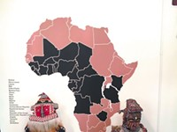 Explore the new Savannah African Art Museum