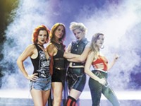 The Stardust Pixxies Present: Rock of Ages @The Stage on Bay