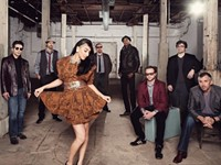 Ruby Velle & The Soulphonics: sweet Georgia soul