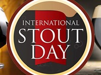 It's all about the stout