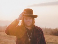 Caleb Johnson @The Stage on Bay