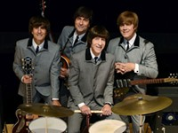 1964 The Tribute: The Fabulous Faux Four return to Savannah