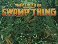 Terror Vision releases Savannah-linked Return of Swamp Thing soundtrack